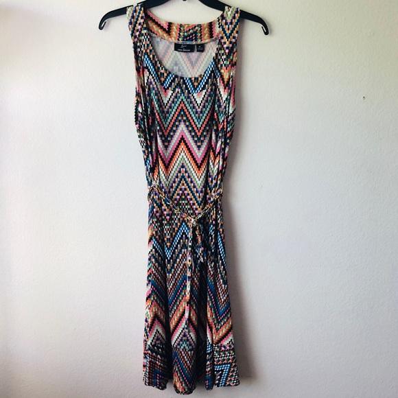 Nina Leonard Dresses & Skirts - Nina Leonard Dress Multi color Size XL